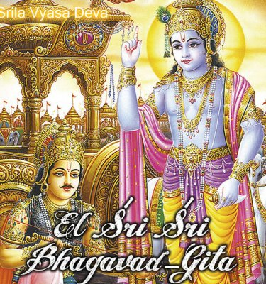 Sri Sri Bhagavad Gita - Audiobook (Spanish only)