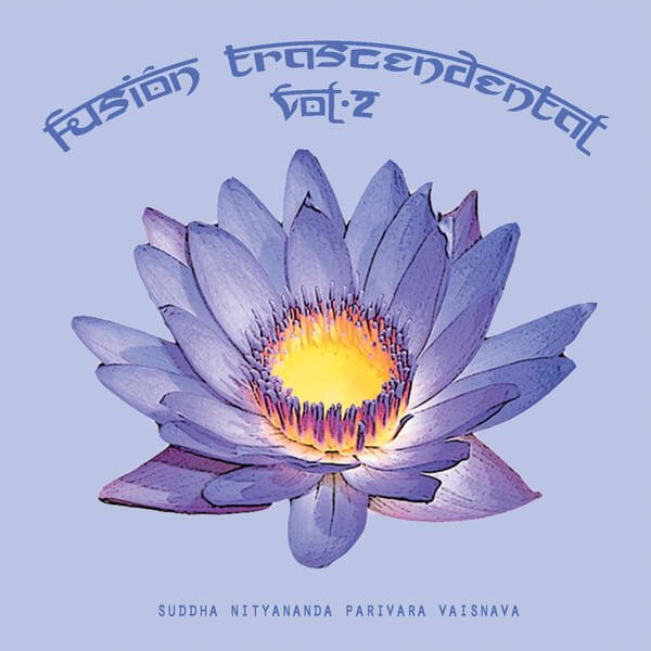 Fusion Transcendental Vol.2 lotus flower album cover