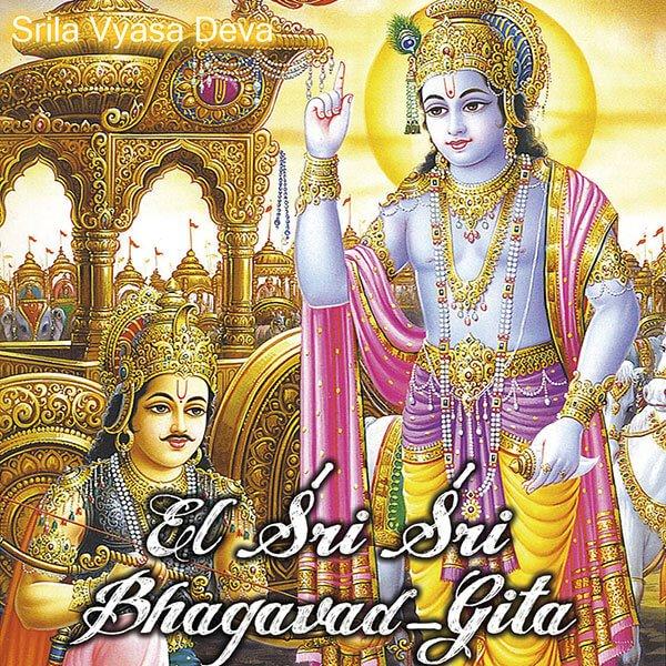 Sri Sri Bhagavad Gita - Audiobook (Spanish only)