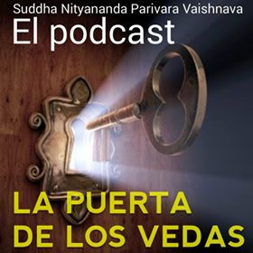 El podcast La puerta de los Vedas
