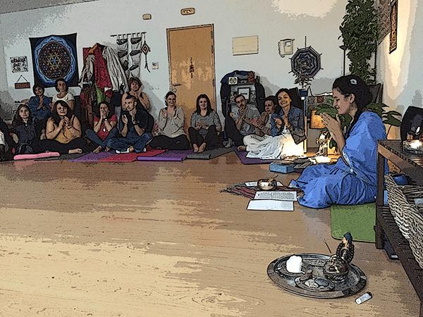 talleres-Bhakti Yoga-jahnava-mandir