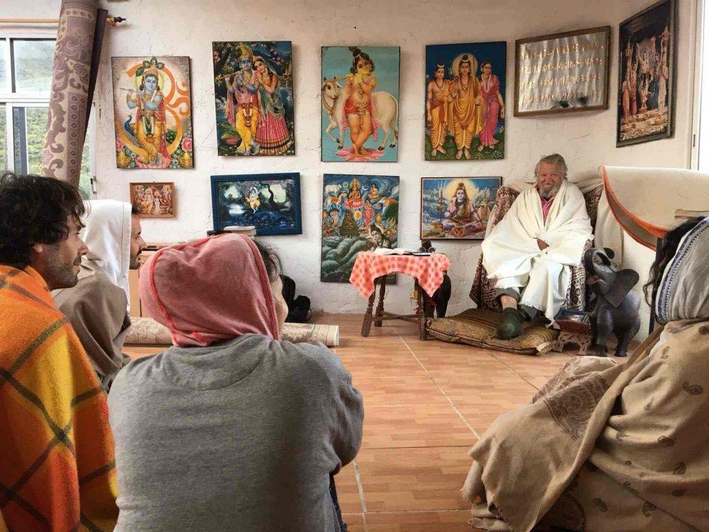 clase de bhakti yoga