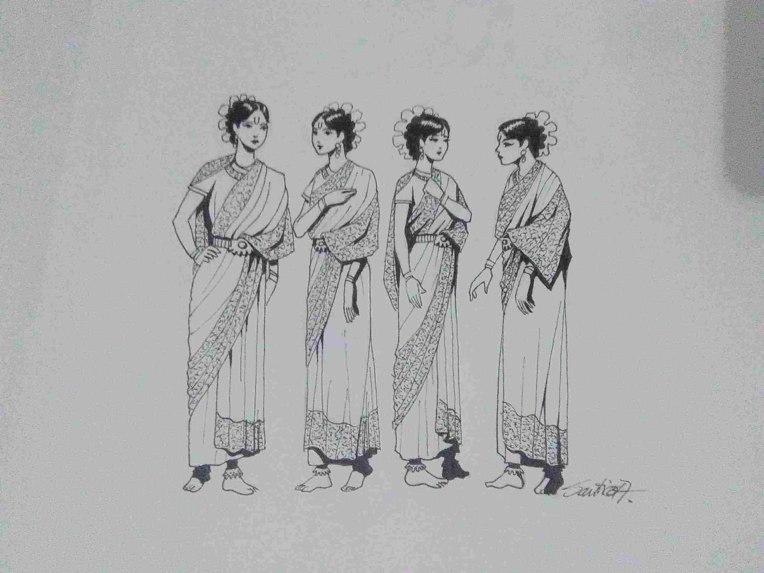 krishna-mira-bai