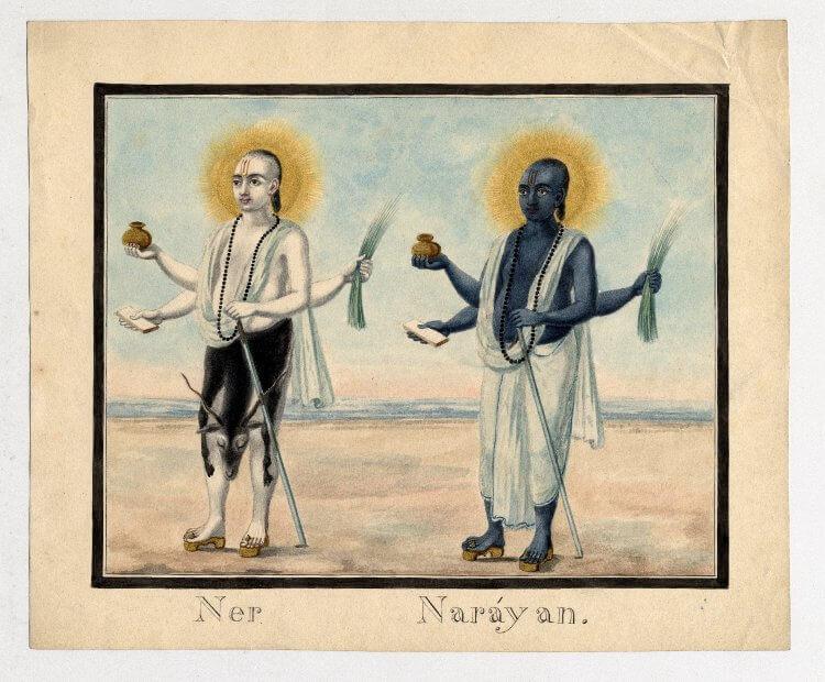 Nara-narayana-risi