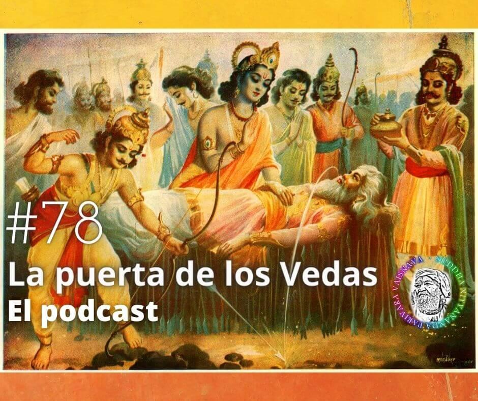 78-muerte-de-bhisma-podcast-la-puerta-de-los-vedas-